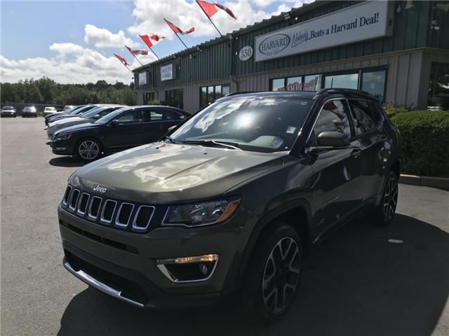 2017 Jeep Compass Limited (Stk: 10031) in Lower Sackville - Image 1 of 25