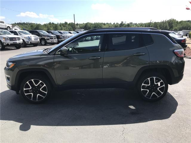 2017 Jeep Compass Limited (Stk: 10031) in Lower Sackville - Image 2 of 25