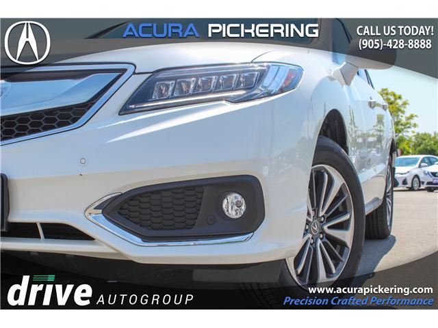 2018 Acura RDX Elite (Stk: AS120) in Pickering - Image 25 of 34