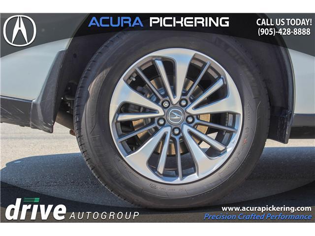 2018 Acura RDX Elite (Stk: AS120) in Pickering - Image 27 of 34
