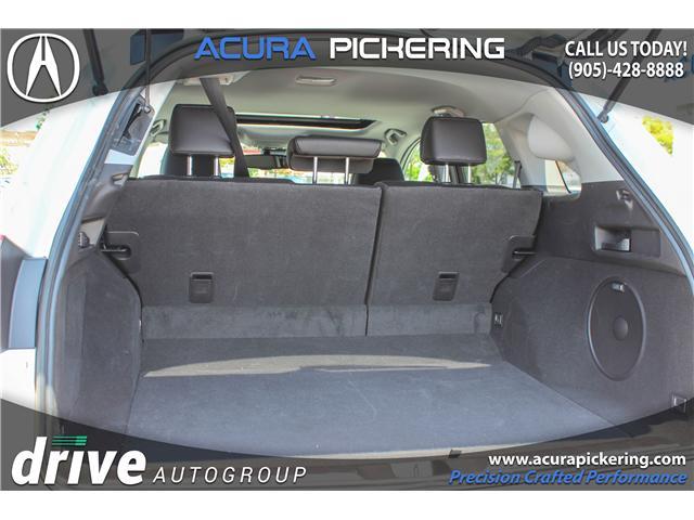 2018 Acura RDX Elite (Stk: AS120) in Pickering - Image 30 of 34