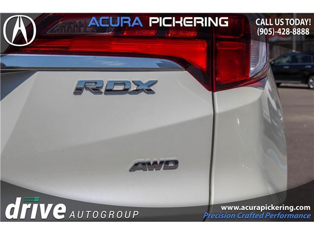 2018 Acura RDX Elite (Stk: AS120) in Pickering - Image 32 of 34