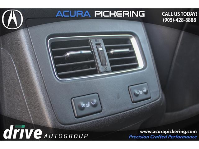 2018 Acura RDX Elite (Stk: AS120) in Pickering - Image 29 of 34