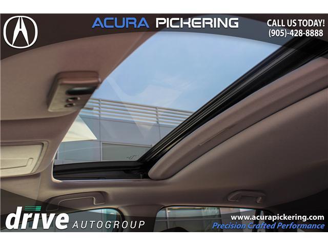 2018 Acura RDX Elite (Stk: AS120) in Pickering - Image 18 of 34
