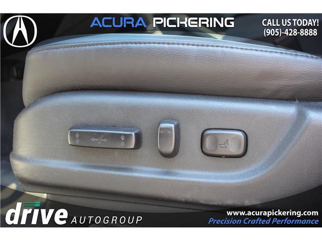 2018 Acura RDX Elite (Stk: AS120) in Pickering - Image 24 of 34
