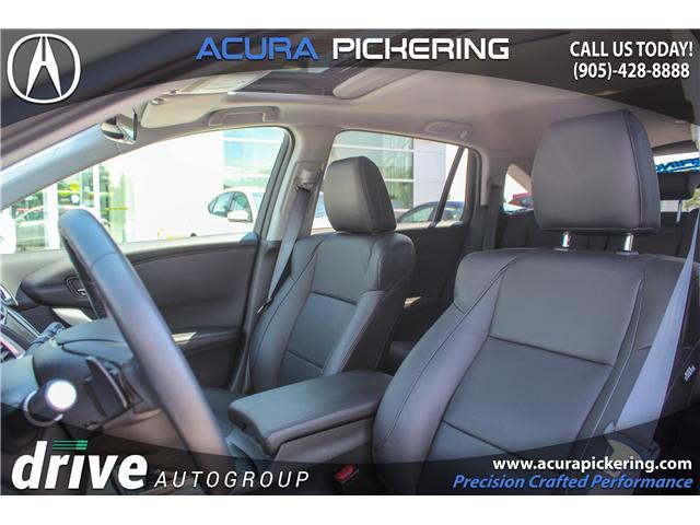 2018 Acura RDX Elite (Stk: AS120) in Pickering - Image 10 of 34