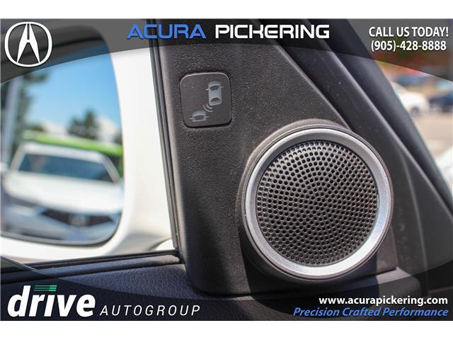 2018 Acura RDX Elite (Stk: AS120) in Pickering - Image 23 of 34