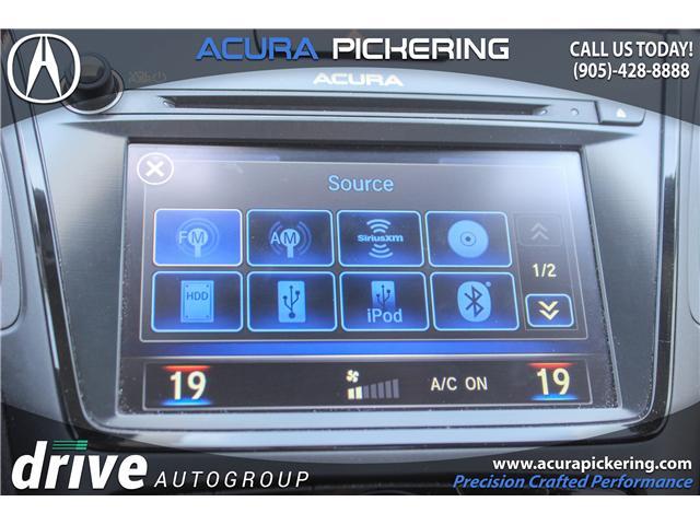 2018 Acura RDX Elite (Stk: AS120) in Pickering - Image 14 of 34