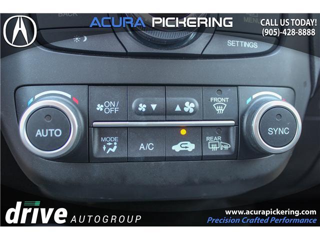 2018 Acura RDX Elite (Stk: AS120) in Pickering - Image 16 of 34