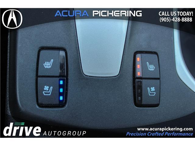 2018 Acura RDX Elite (Stk: AS120) in Pickering - Image 17 of 34