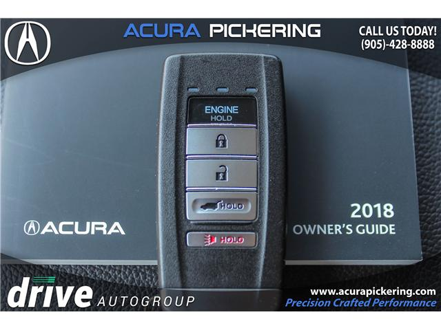 2018 Acura RDX Elite (Stk: AS120) in Pickering - Image 34 of 34