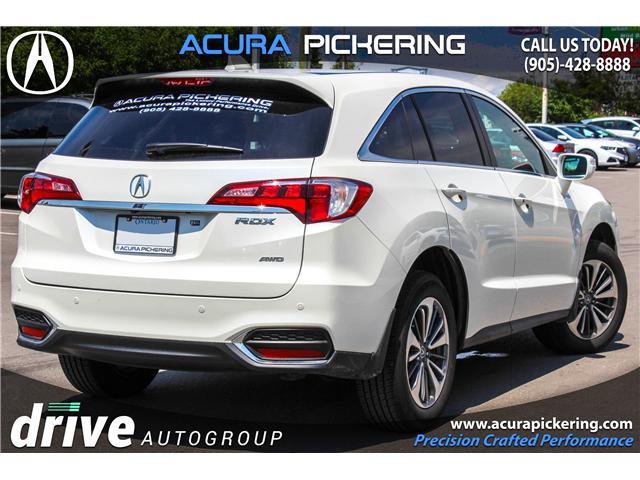 2018 Acura RDX Elite (Stk: AS120) in Pickering - Image 6 of 34