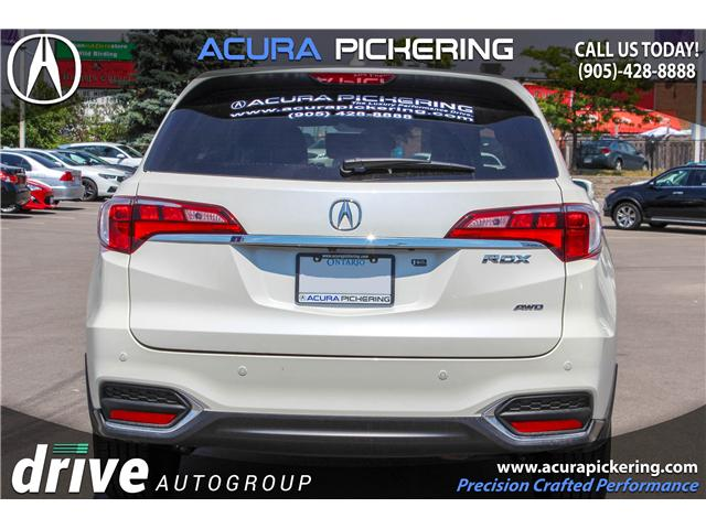 2018 Acura RDX Elite (Stk: AS120) in Pickering - Image 7 of 34