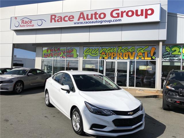 2018 Chevrolet Cruze LT Auto (Stk: 16062) in Dartmouth - Image 1 of 28