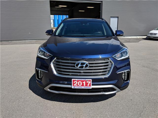 2017 Hyundai Santa Fe XL Ultimate (Stk: 85057A) in Goderich - Image 1 of 15