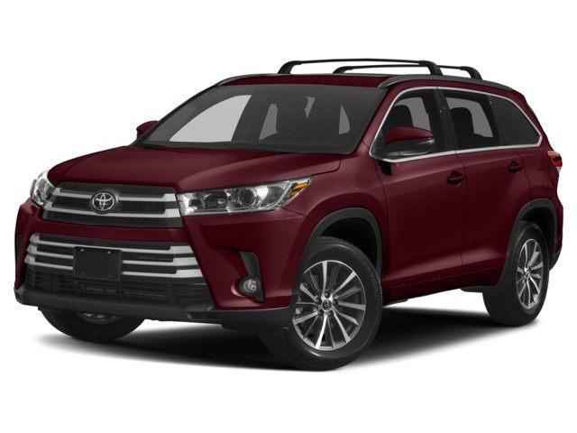 2018 Toyota Highlander XLE (Stk: 18430) in Walkerton - Image 1 of 9