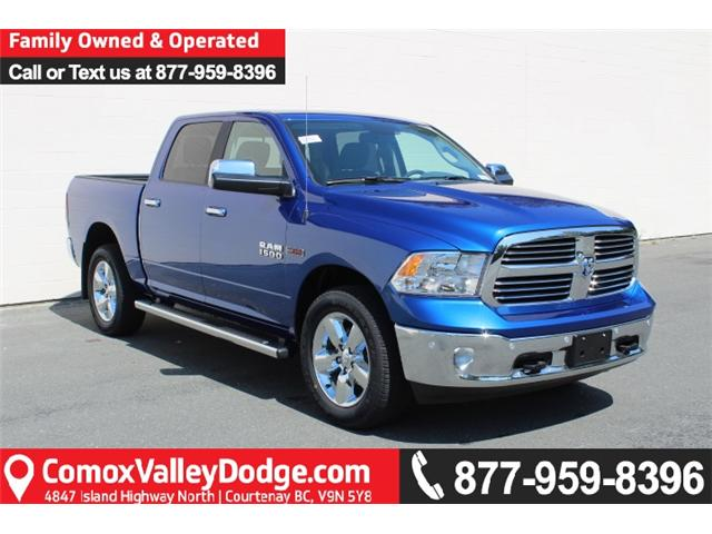 2018 RAM 1500 SLT (Stk: S321987) in Courtenay - Image 1 of 30