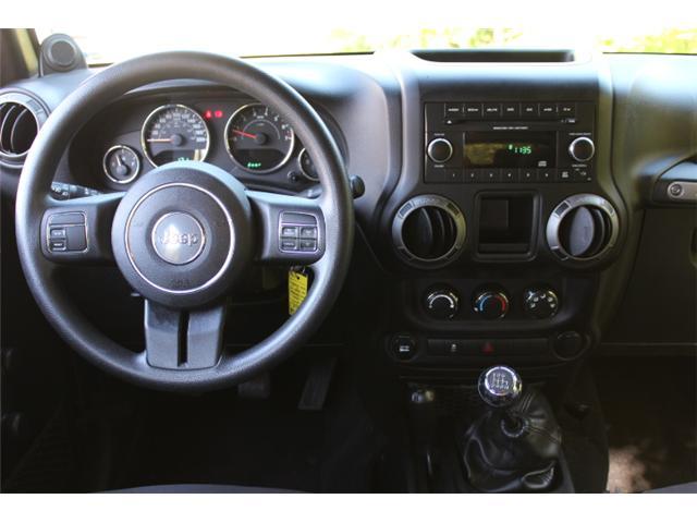 2014 Jeep Wrangler Sport (Stk: L268835) in Courtenay - Image 12 of 28