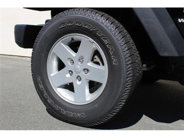 2014 Jeep Wrangler Sport (Stk: L268835) in Courtenay - Image 19 of 28
