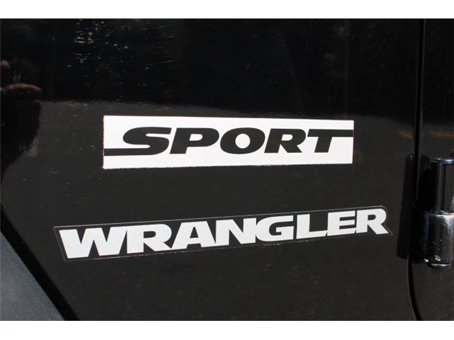 2014 Jeep Wrangler Sport (Stk: L268835) in Courtenay - Image 21 of 28