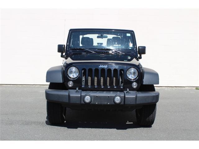 2014 Jeep Wrangler Sport (Stk: L268835) in Courtenay - Image 23 of 28