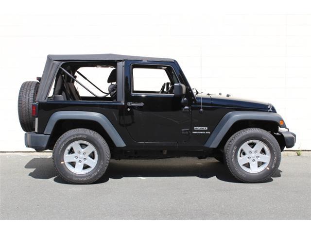 2014 Jeep Wrangler Sport (Stk: L268835) in Courtenay - Image 24 of 28