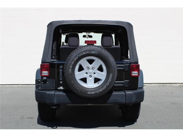 2014 Jeep Wrangler Sport (Stk: L268835) in Courtenay - Image 25 of 28