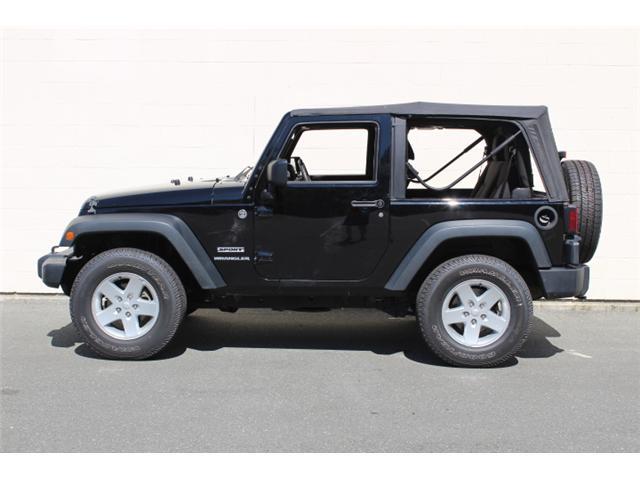 2014 Jeep Wrangler Sport (Stk: L268835) in Courtenay - Image 26 of 28