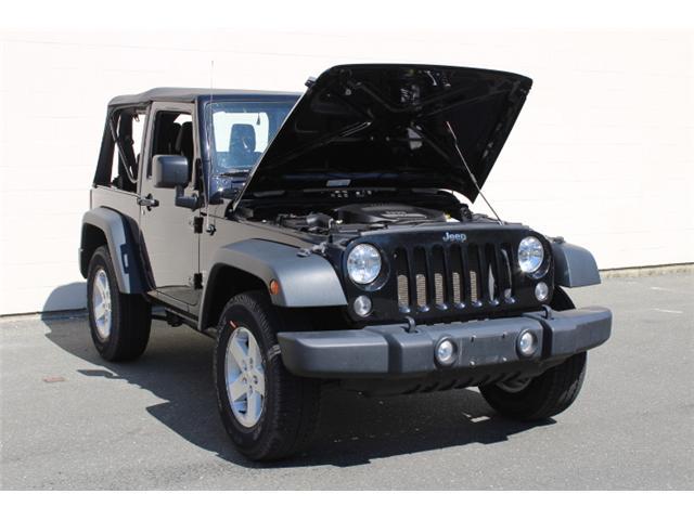 2014 Jeep Wrangler Sport (Stk: L268835) in Courtenay - Image 27 of 28