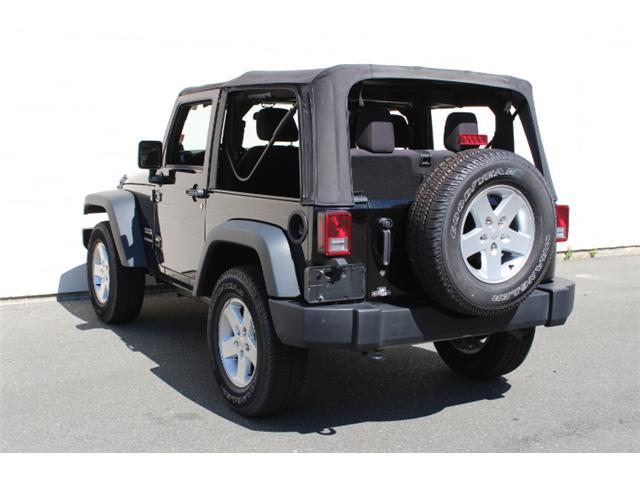 2014 Jeep Wrangler Sport (Stk: L268835) in Courtenay - Image 3 of 28