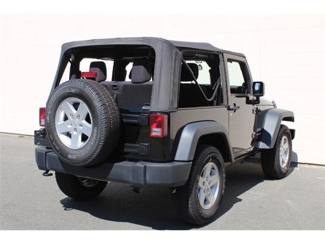 2014 Jeep Wrangler Sport (Stk: L268835) in Courtenay - Image 4 of 28