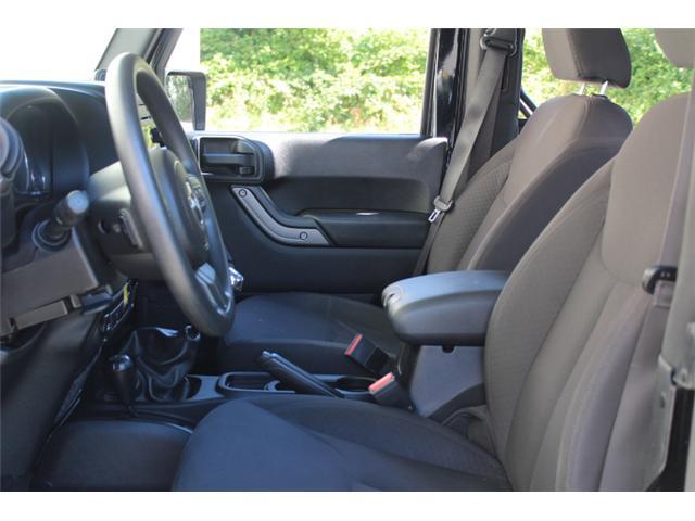 2014 Jeep Wrangler Sport (Stk: L268835) in Courtenay - Image 5 of 28