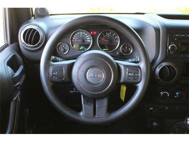 2014 Jeep Wrangler Sport (Stk: L268835) in Courtenay - Image 7 of 28