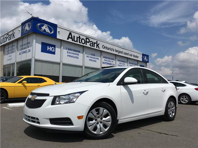 2014 Chevrolet Cruze  (Stk: 14-82902) in Brampton - Image 1 of 21