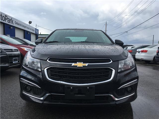 2015 Chevrolet Cruze 2LT (Stk: 15-29385) in Georgetown - Image 2 of 27