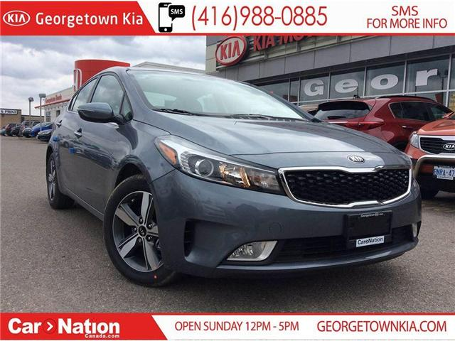 2018 Kia Forte EX | $135 BI-WEEKLY | ANDROID/APPLE AUTO | (Stk: FO18041) in Georgetown - Image 1 of 29