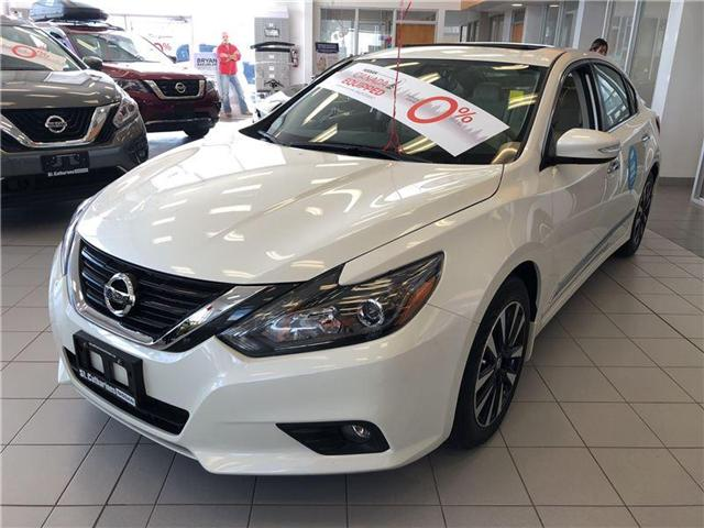 2018 Nissan Altima 2.5 SL Tech (Stk: AL18007) in St. Catharines - Image 1 of 5