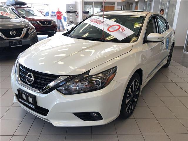 2018 Nissan Altima 2.5 SL Tech (Stk: AL18007) in St. Catharines - Image 2 of 5