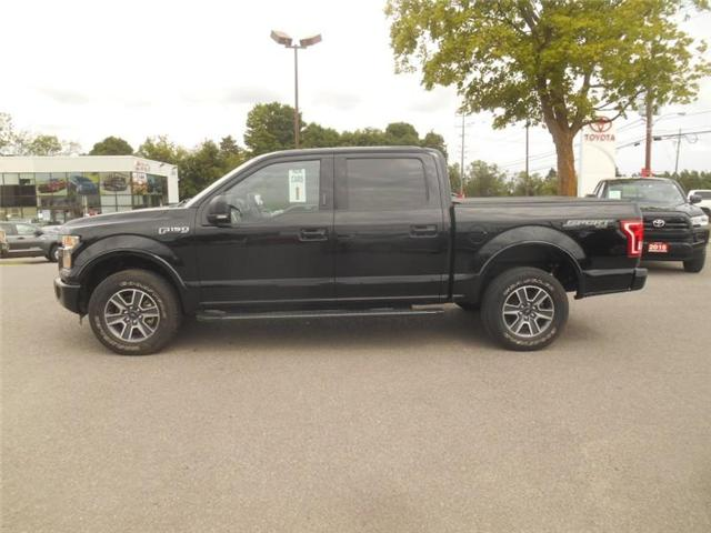 2016 Ford F-150  (Stk: 180653) in Peterborough - Image 2 of 9