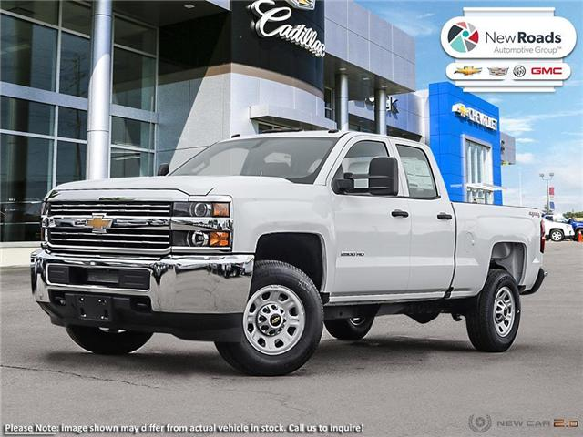 2018 Chevrolet Silverado 2500HD WT (Stk: F270131) in Newmarket - Image 1 of 23