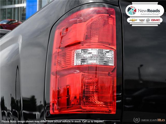2018 GMC Sierra 2500HD SLE (Stk: F218873) in Newmarket - Image 11 of 23