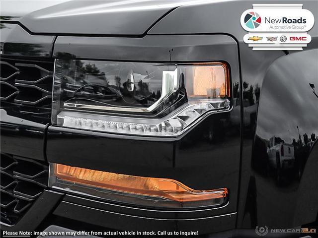 2018 Chevrolet Silverado 1500 Silverado Custom (Stk: G203650) in Newmarket - Image 10 of 23