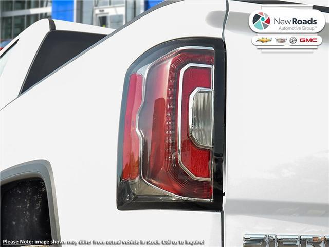2018 GMC Sierra 1500 SLT (Stk: G253367) in Newmarket - Image 11 of 23