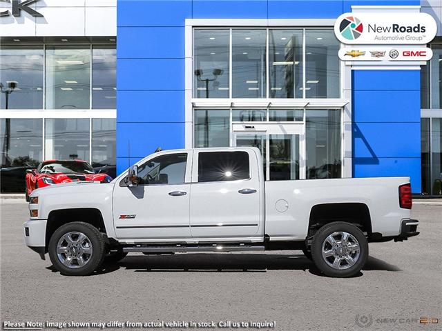 2018 Chevrolet Silverado 2500HD LTZ (Stk: F268838) in Newmarket - Image 1 of 21