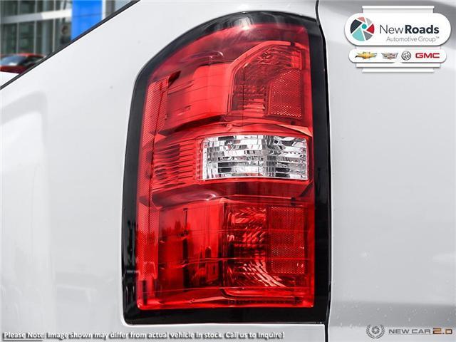 2018 GMC Sierra 2500HD Base (Stk: F222159) in Newmarket - Image 11 of 23