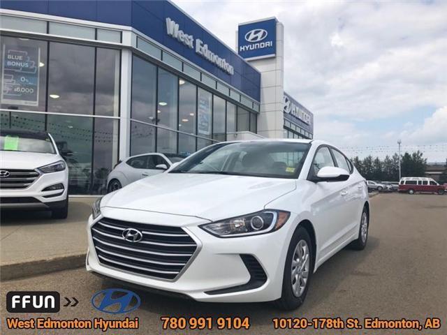 2018 Hyundai Elantra LE (Stk: E4035) in Edmonton - Image 1 of 21