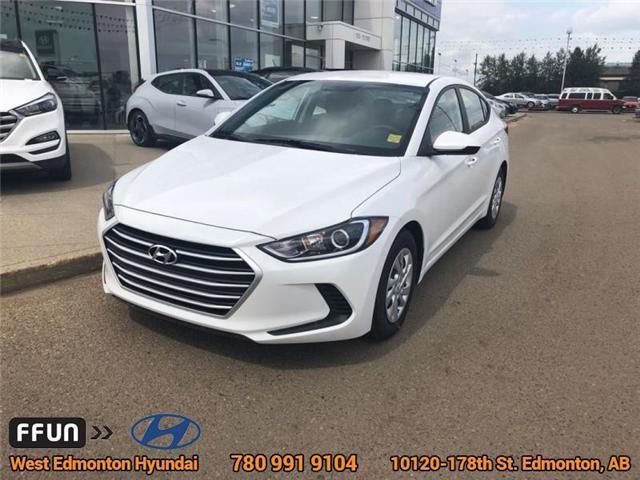 2018 Hyundai Elantra LE (Stk: E4035) in Edmonton - Image 2 of 21