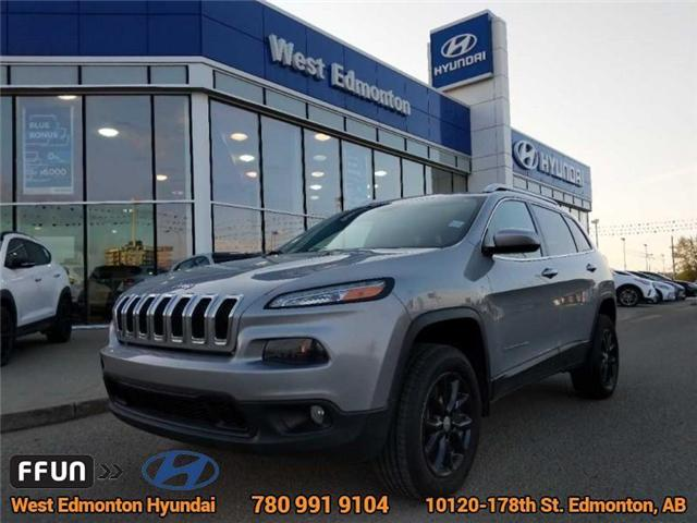 2014 Jeep Cherokee North (Stk: P0586A) in Edmonton - Image 1 of 20