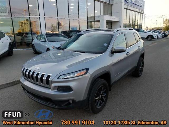 2014 Jeep Cherokee North (Stk: P0586A) in Edmonton - Image 2 of 20