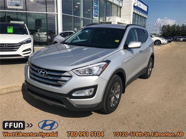 2014 Hyundai Santa Fe Sport  (Stk: 81111A) in Edmonton - Image 2 of 21
